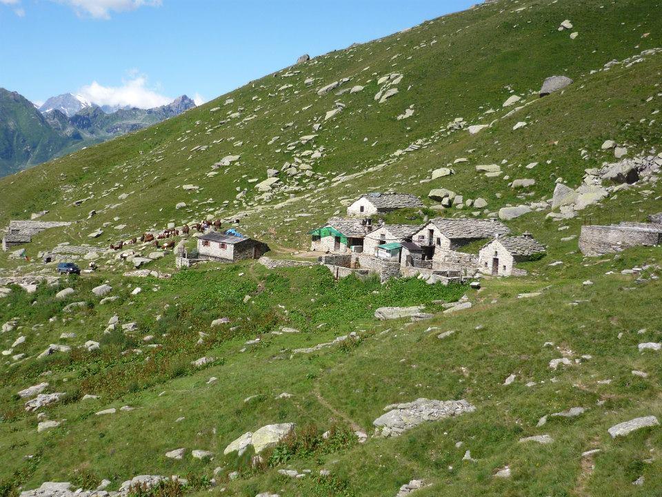 Alpe Combetta